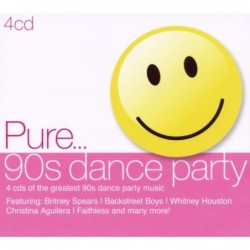 Pure… 90's Dance Party