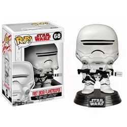 Star Wars Funko Bobble Head - First Order Flame Trooper