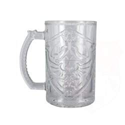 Legend Of Zelda Pint Glass