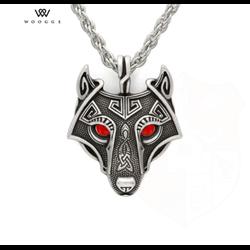 Red Eye Wolf