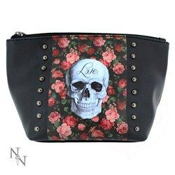 Rose Skull Cosmetic