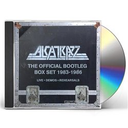 The Official Bootleg Boxset - 1983-1986