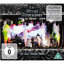 The Great Adventour - Live In Brno 2019