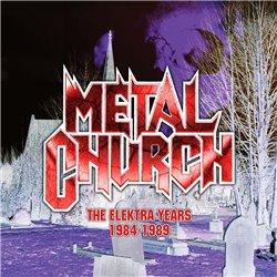 The Elektra Years - 1984-1989