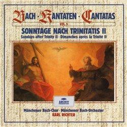 Kantaten  Cantatas - 5 - Sonntage Nach Trinitas II