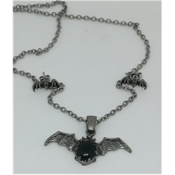 Bat With Black Stone