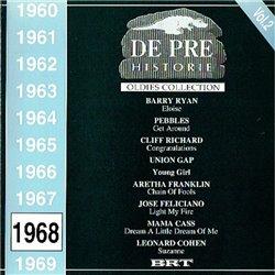 De Pre Historie 1968 - 2