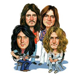 Caricature Band