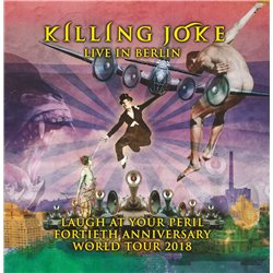 Laugh At Your Peril - 40th Anniversary World Tour