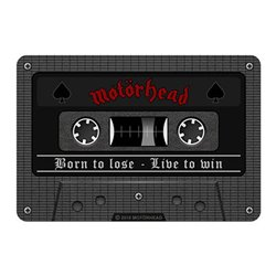 Born To Lose - Live To Win - Tape