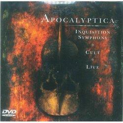 Inquisition Symphony - Cult - Live
