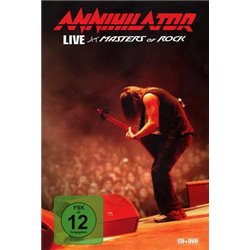 Live At The Masters Of Rock