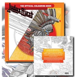 The Official Judas Priest Colouring Book