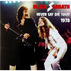 Never Say Die Tour 1978