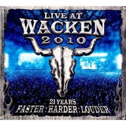 Live At Wacken 2010